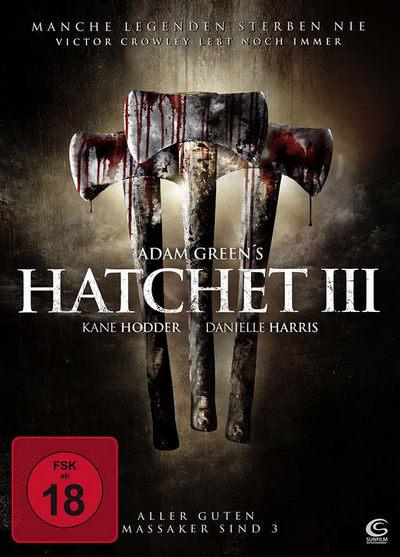 Hatchet 3 (2013)