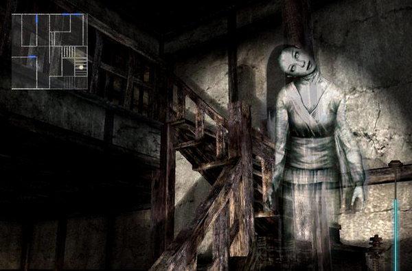 juegos de terror - fatal frame