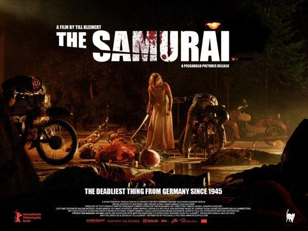 der samurai pelicula