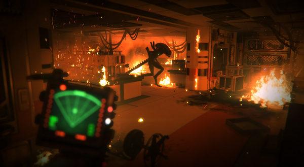 juegos de terror - Alien Isolation