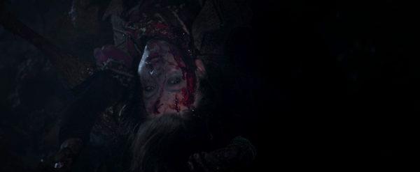 pelicula de terror howl 2015