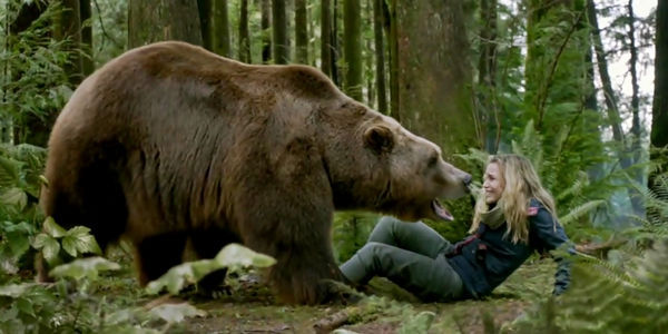 into the grizzly maze pelicula 2015