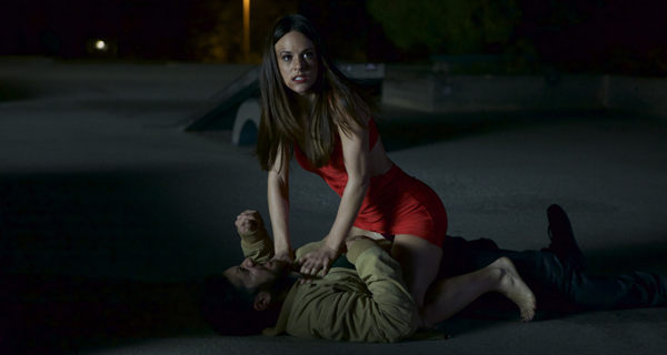 pelicula i spit on your grave : vengeance is mine