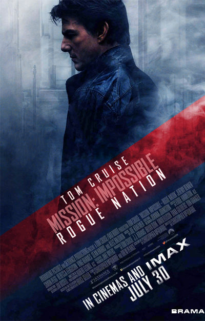 Mision Imposible 5: Rogue Nation (2015)