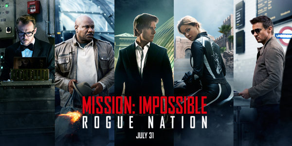 pelicula mission impossible 5