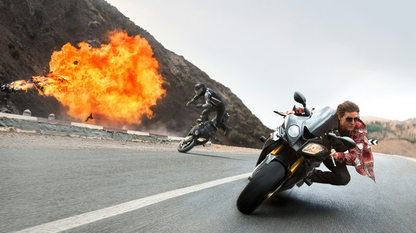 pelicula mission impossible rogue nation