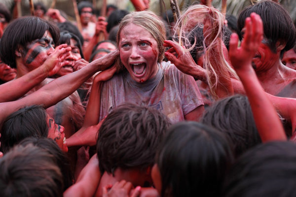 Peliculas de Terror  - The Green Inferno