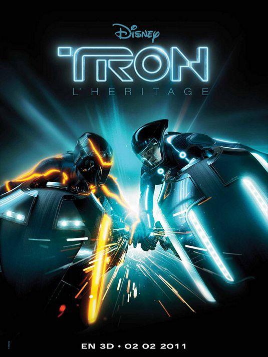 TRON El Legado (2010)