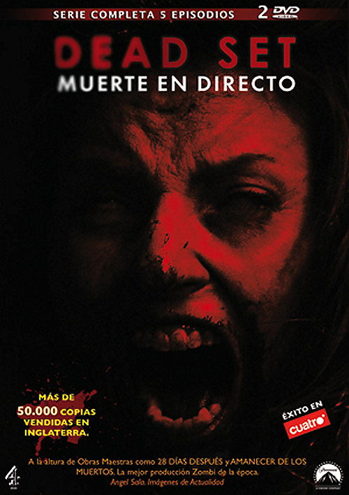 Dead Set: Muerte en Directo (Serie)