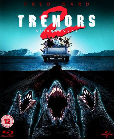 Temblores 2 : Replicas (1996)