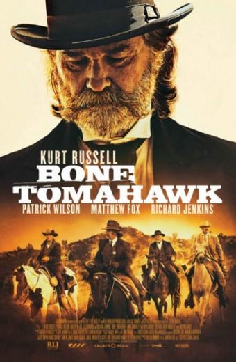 Pelicula de terror Bone Tomahawk
