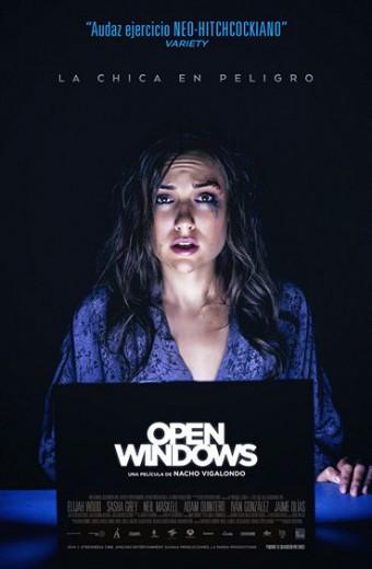 Open Windows 2014 pelicula de terror