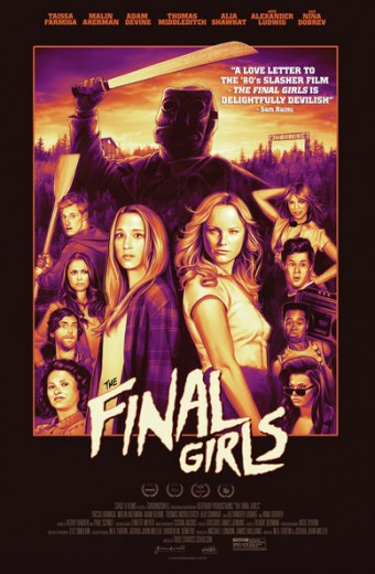 Peliculas de terrorthe final girls