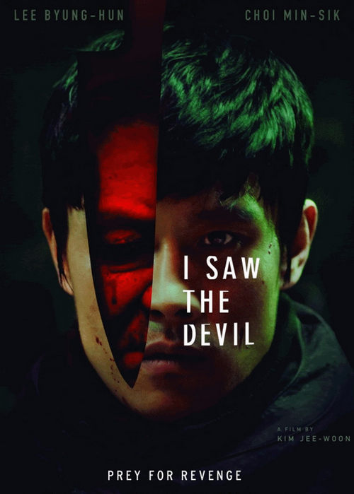 Pelicula de terror i saw the devil