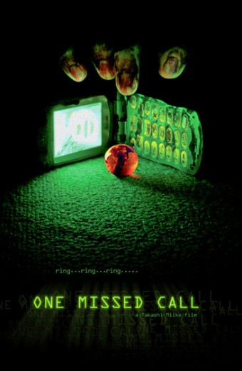 Pelicula de terror one missed call
