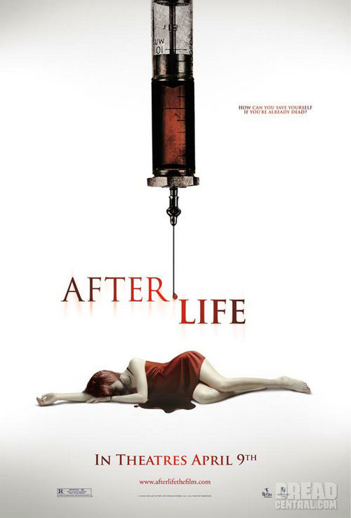Pelicula de terror after life