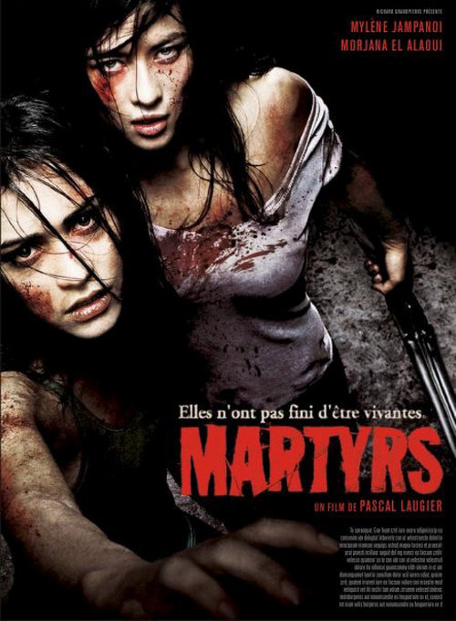 Pelicula de terror martyrs