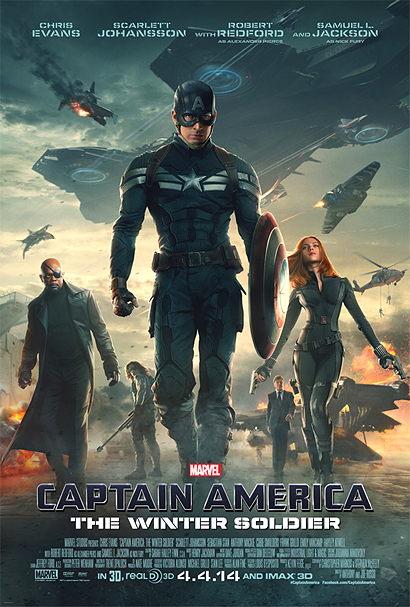 Captain America 2: El Soldado de Invierno (2014)