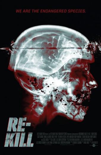 Pelicula de terror Re-Kill