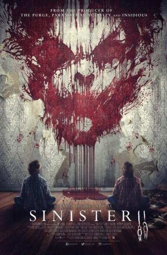 Peliculas de Terror 2015 - Sinister 2