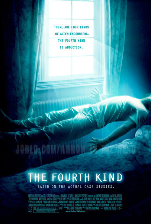 the fourth kind pelicula de terror