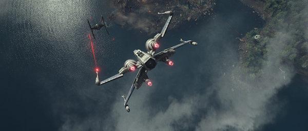 Peliculas star wars vii el despertar de la fuerza