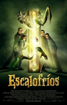 Escalofrio – Goosebumps (2015)