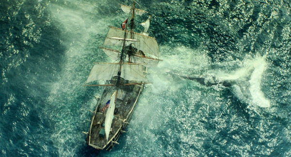 Pelicula Inthe Heart of the sea