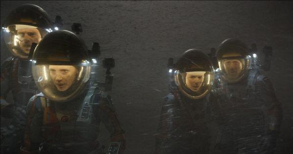 Pelicula The Martian