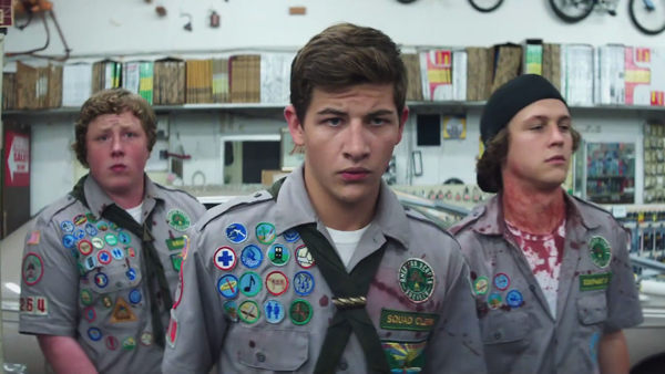 pelicula Scouts Guide to the Zombie Apocalypse