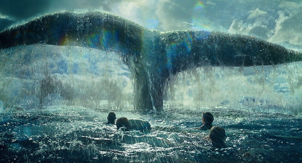 pelicula In the heart of the sea