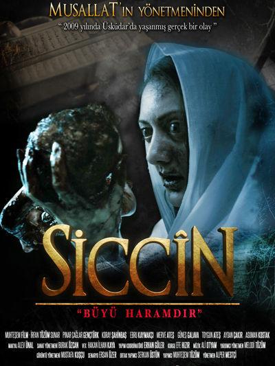 Pelicula de terror Siccin