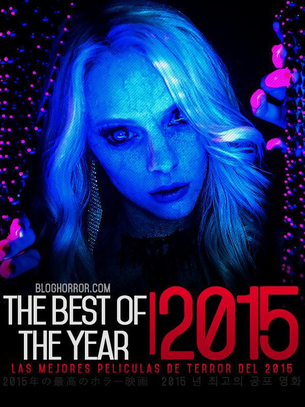 Las Mejores Peliculas de Terror del 2015