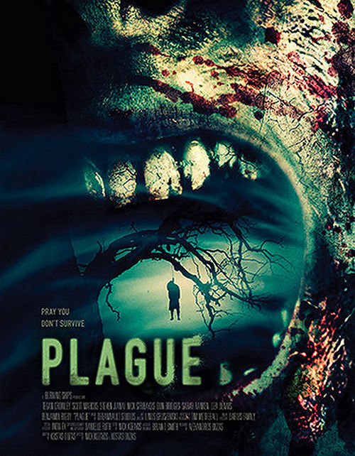pelicula plague 2015