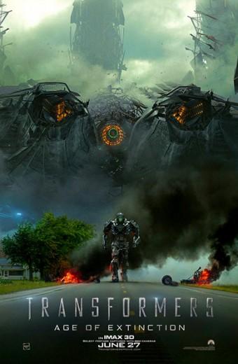 Transformers 4 2014 pelicula