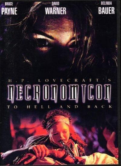 Peliculas de terror necronomicon 1993