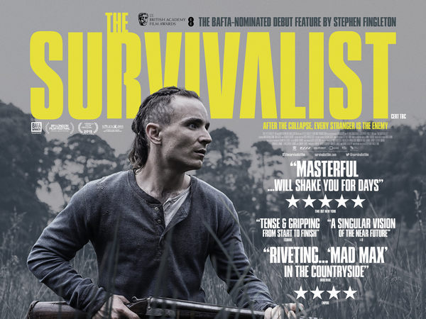 PELICULAS 2016 - the survivalist