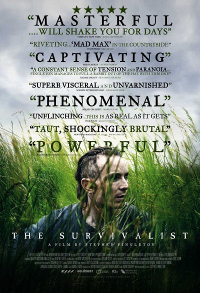 Pelicula The Survivalist 2016