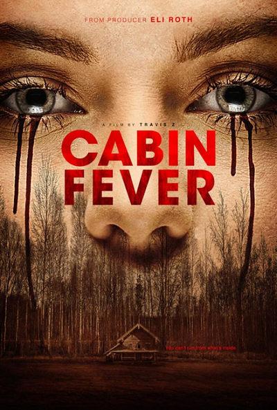 peliculas de terror 2016 - Cabin Fever