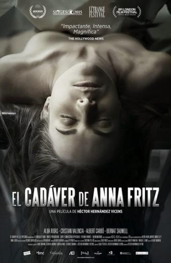EL cadaver de Anna Fritz 2016