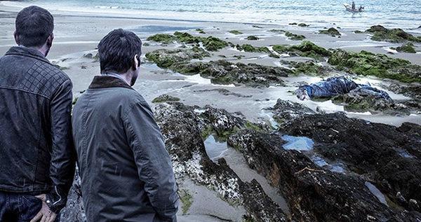 Pelicula la playa de los ahogados