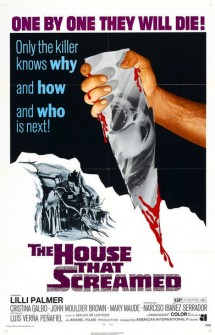 La Residencia – The House That Screamed  (1969)