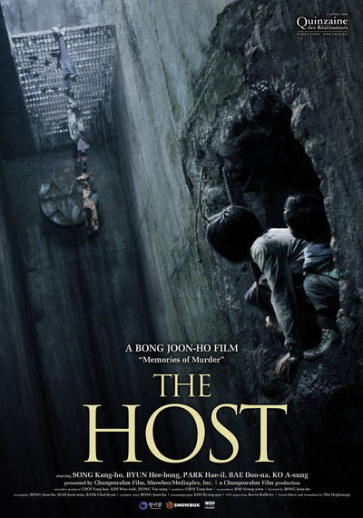 Pelicula The Host