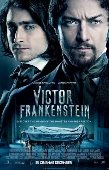 Victor Frankenstein (2016)