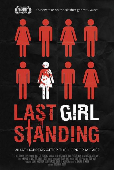 PELICULAS DE TERROR - Last girl standing