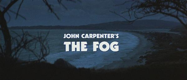 Pelicula The Fog