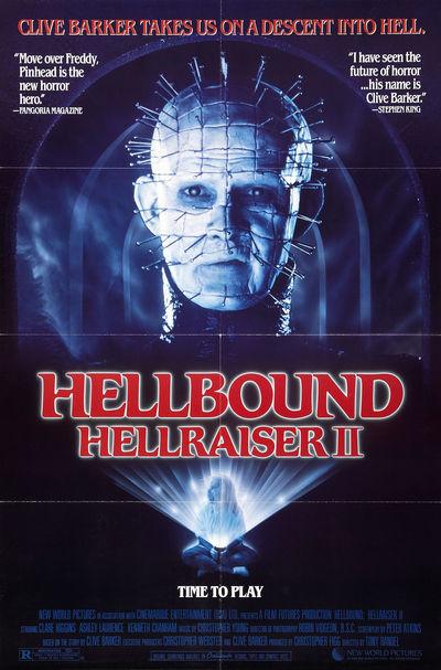 Hellraiser 2 - Hellbound (1987)