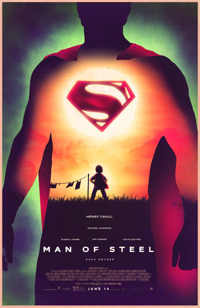 pelicula superman 2013