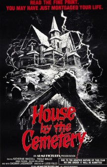 House by the Cemetery – Aquella Casa al Lado del Cementerio (1982)