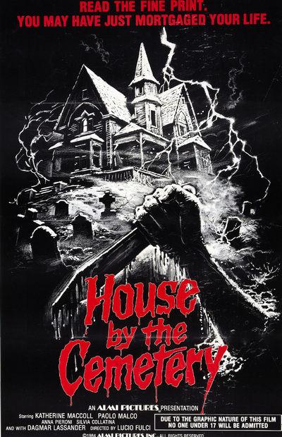 House by the Cemetery - Aquella Casa al Lado del Cementerio (1982)
